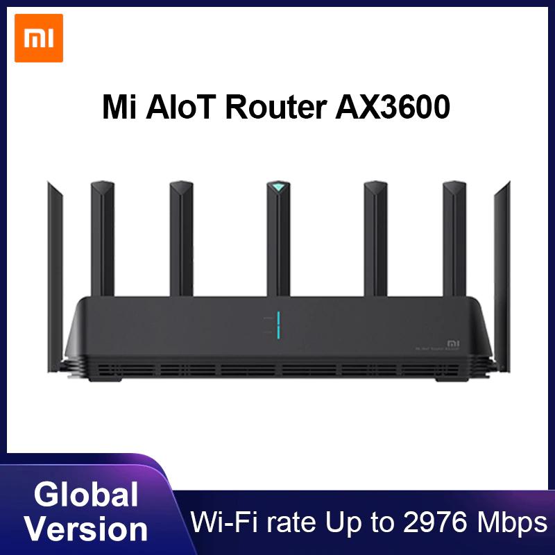 Xiaomi Mi Aiot Router AX 3600 dual band + versterking