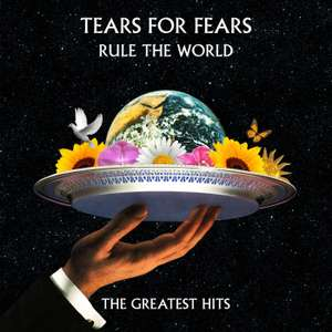 Tears for Fears Rule the World: the Greatest Hits 2LP Vinyl