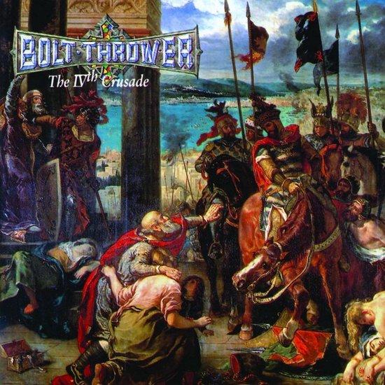 Meerdere metalplaten afgeprijsd naar €8,10 o.a. Bolt Thrower, Morbid Angel & Deicide LP Vinyl @Amazon.nl