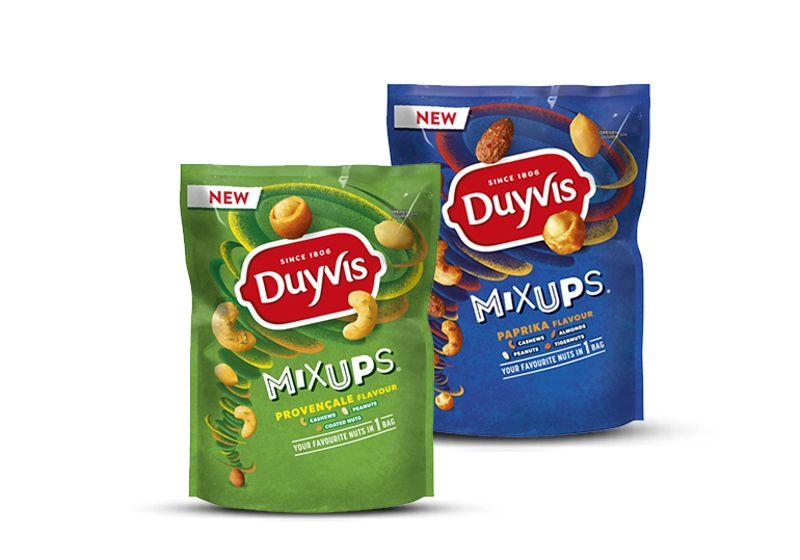€1 cashback op Duyvis Mixups @Tikkie