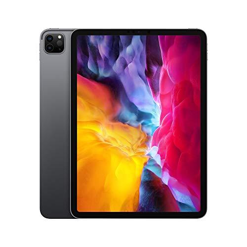 Apple iPad Pro (11‑inch, Wi-Fi, 128 GB) - Spacegrijs (2e generatie) @ Amazon.de