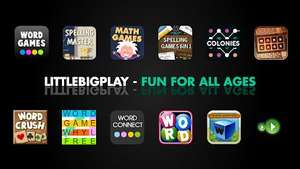 4 woord spelletjes(android) pro games van Little big play nu gratis ipv 1,99 pst.