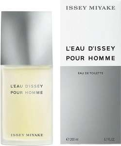 Issey Miyake L'Eau D'Issey Pour Homme 200 ml voor €21,90 @ Bol.com Plaza