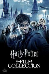 Harry Potter 8 film Collection 4K