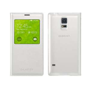 Samsung Galaxy S5 S View Cover (Wit) voor € 1,84 @ Max ICT