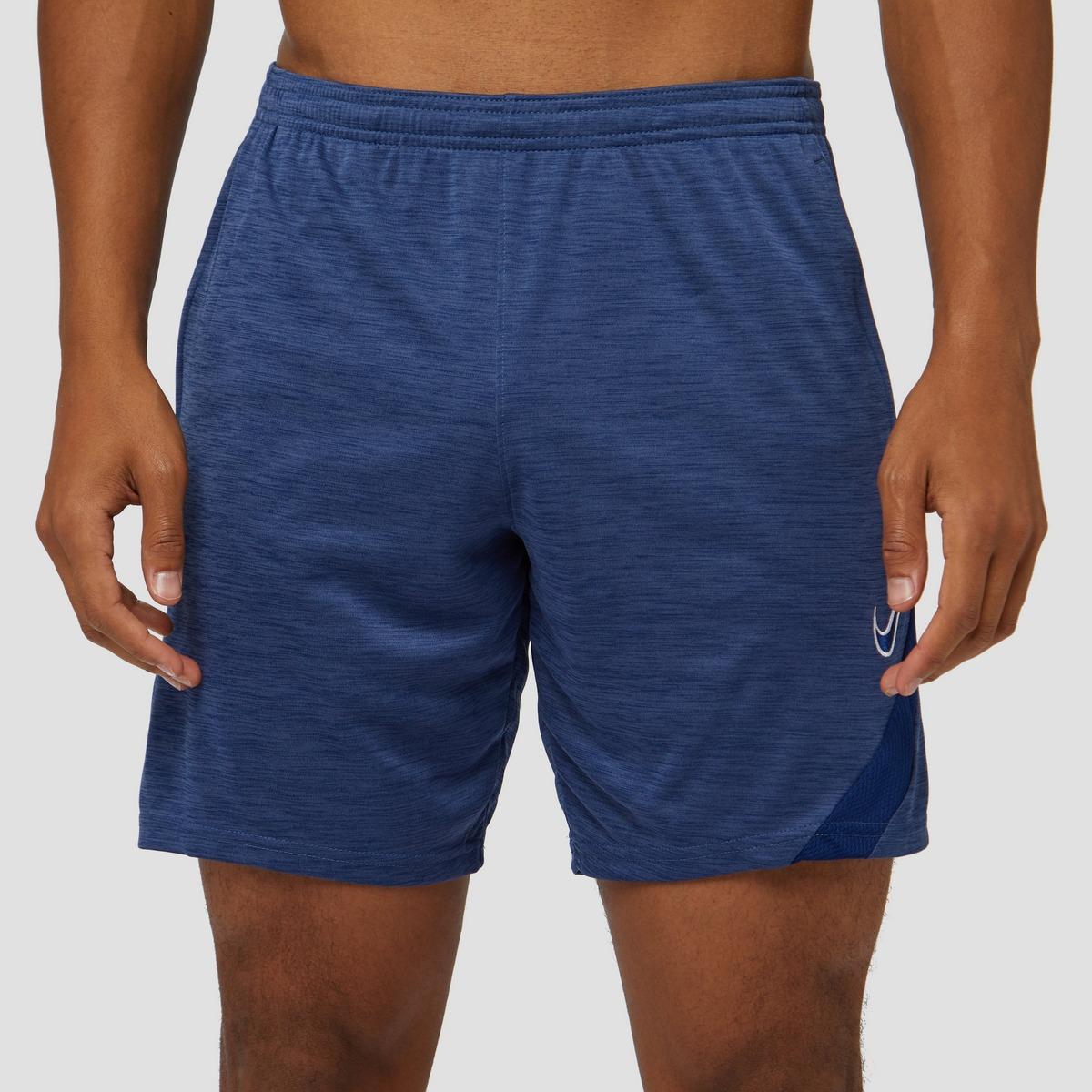Nike dry-fit voetbalbroek Grijs en Blauw ( Blauw alleen nog L en XL)