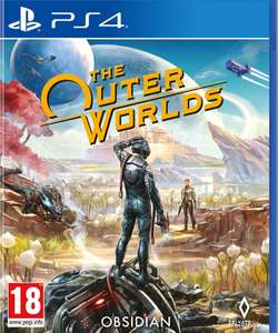 The Outer Worlds PlayStation 4 @amazon.de