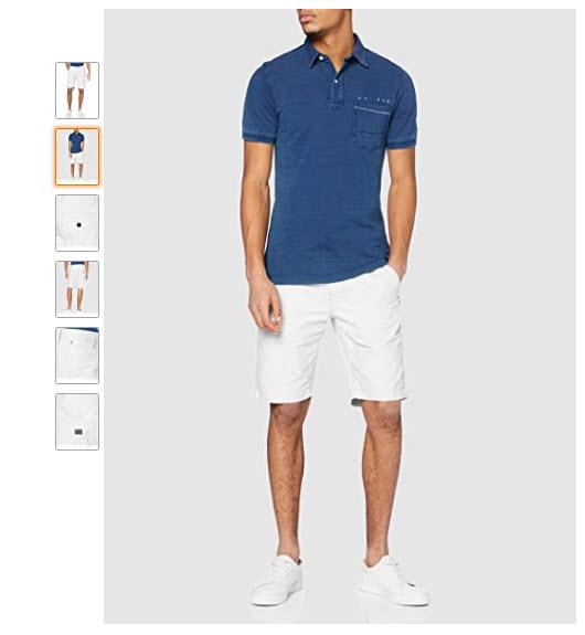 [Amazon.nl] G-Star Raw heren shorts Loic Relaxed (Meerdere maten beschikbaar)