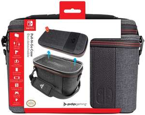 Nintendo Switch | PDP Pull N Go Elite-etui