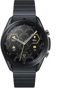 Samsung F-R840NTKAEUB Galaxy Watch3 Titanium (Last minute deal) Amazon.nl