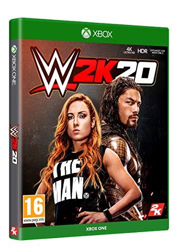 WWE 2k20 - Xbox One - PEGI - Amazon.de / nl