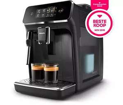 [ING RENTEPUNTEN/ EUROSPAREN? ] Philips Espressomachine's meerdere koffieapparaten weer beschikbaar
