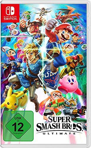 Nintendo Switch Super Smash Bros. Ultimate Amazon.de