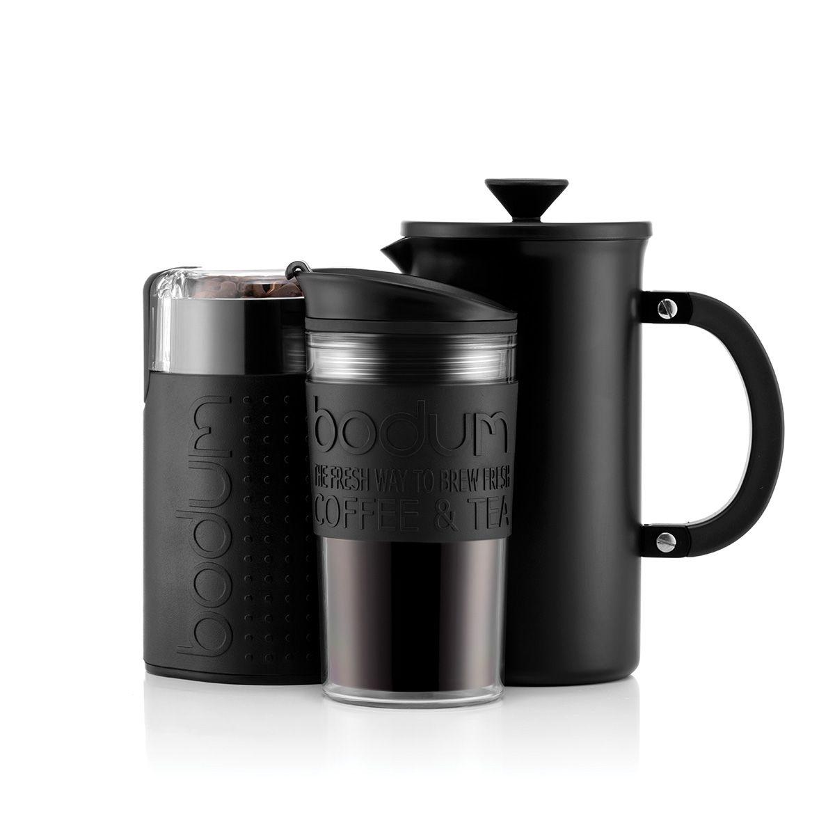 Bodum Tribute 3-delige koffieset voor €33,95 @ Bodum