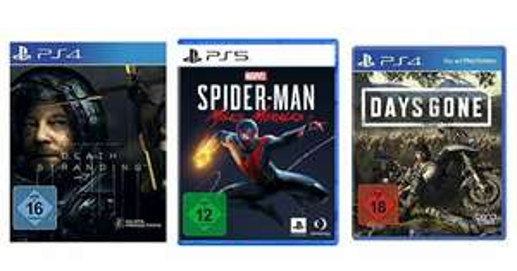 Koop 3 PS4/PS5/ xbox/pc games en krijg de goedkoopste gratis! @Amazon.de