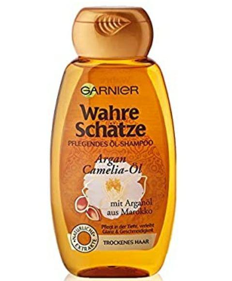 Garnier shampoo kamille (4×)