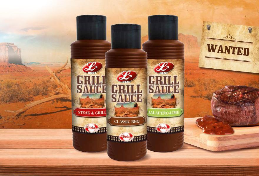 6-Packs Hela grill sauzen voor zo'n €5,80 @ Amazon.de (Plus Produkt)