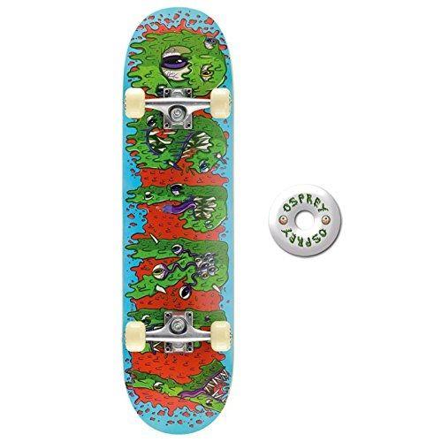 Osprey Slime Skateboard (31 inch) voor €11,62 @ Amazon.de