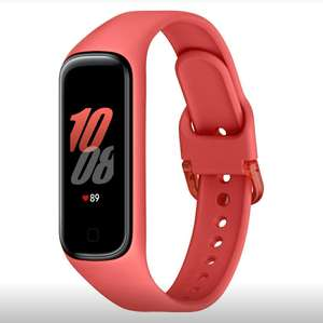 Samsung Galaxy Fit 2 (rood)