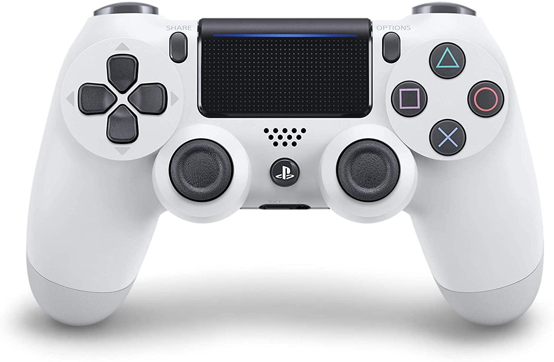 Sony PS4 Wireless Dualshock4 Controller Glacier White V2 @ Amazon.nl