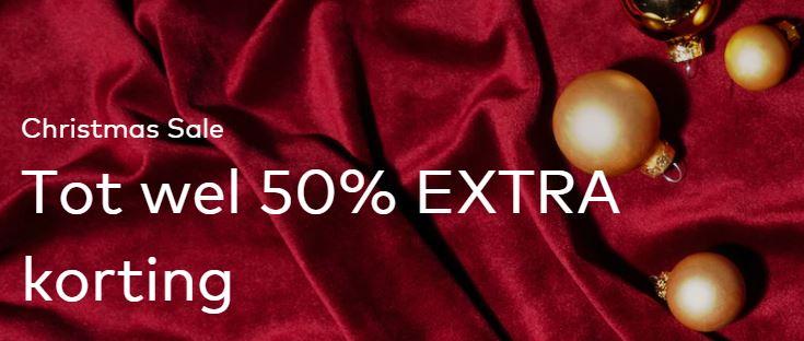 SALE met tot 70+% korting + tot 50% EXTRA korting