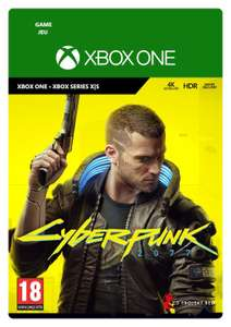 10% korting op Cyberpunk 2077 downloadcode (Xbox One / Series X/S) - €62,99