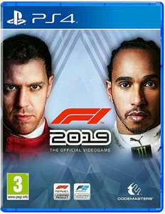 F1 2019 Standard Edition PS4 in PS Store