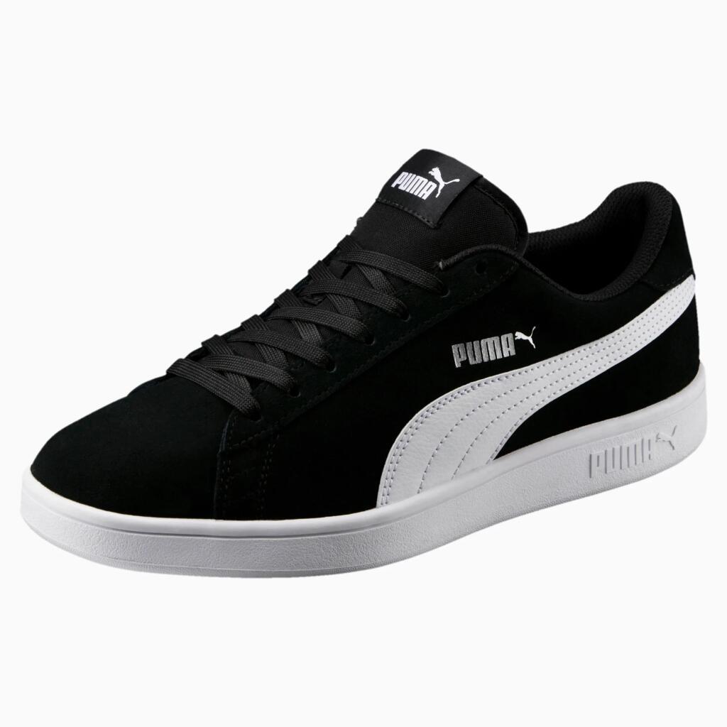 Puma Smash V2 sneakers zwart (maat 36 t/m 48.5) @ Amazon.nl