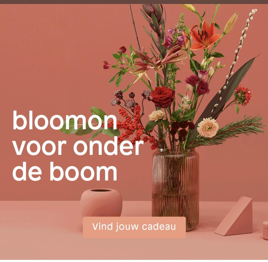 10% korting bij Bloomon
