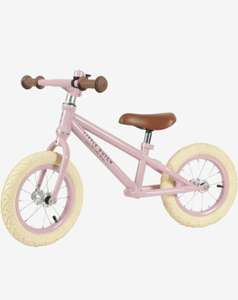 Little Dutch roze loopfiets