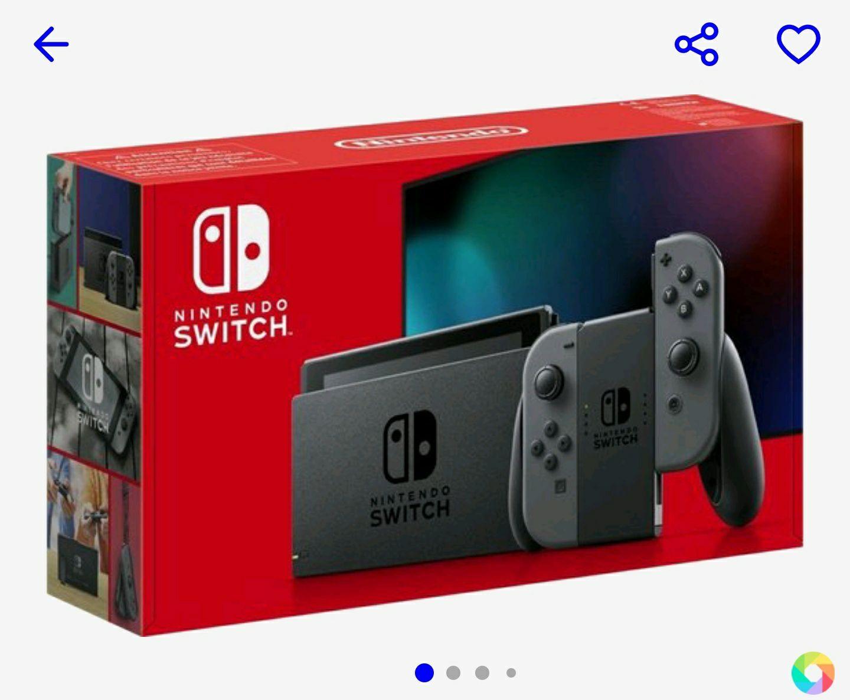 Nintendo Switch. €329