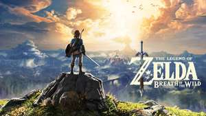 The Legend of Zelda: Breath of the Wild voor $39,99 @ US eShop (+ stappenplan)
