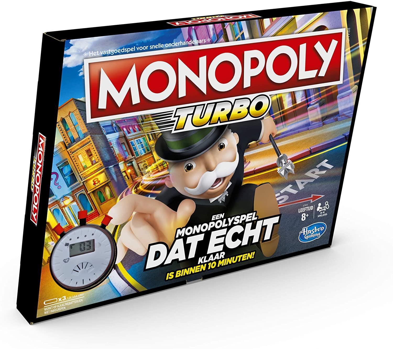 Monopoly Turbo NL