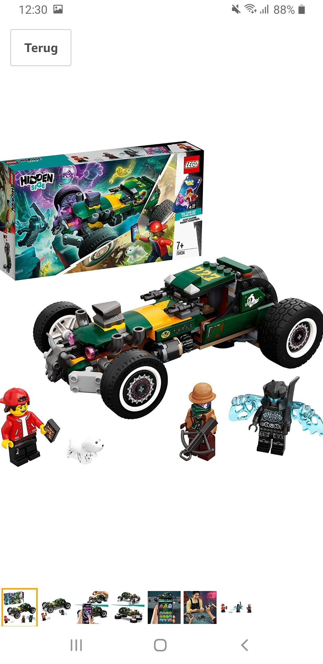 [Laagste prijs ooit] Lego Hidden Side 70434