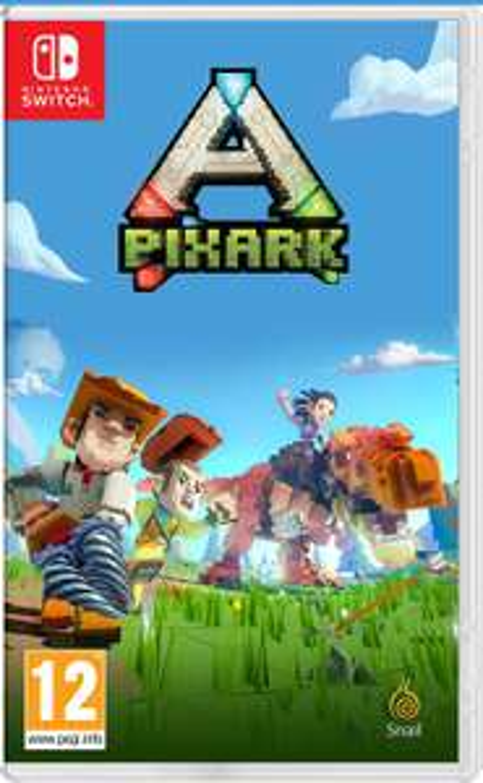 PixARK (Nintendo Switch game)