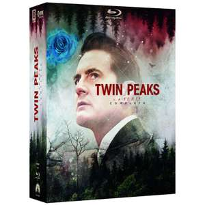Twin Peaks The Television Collection (Season 1 - 3) Blu-Ray