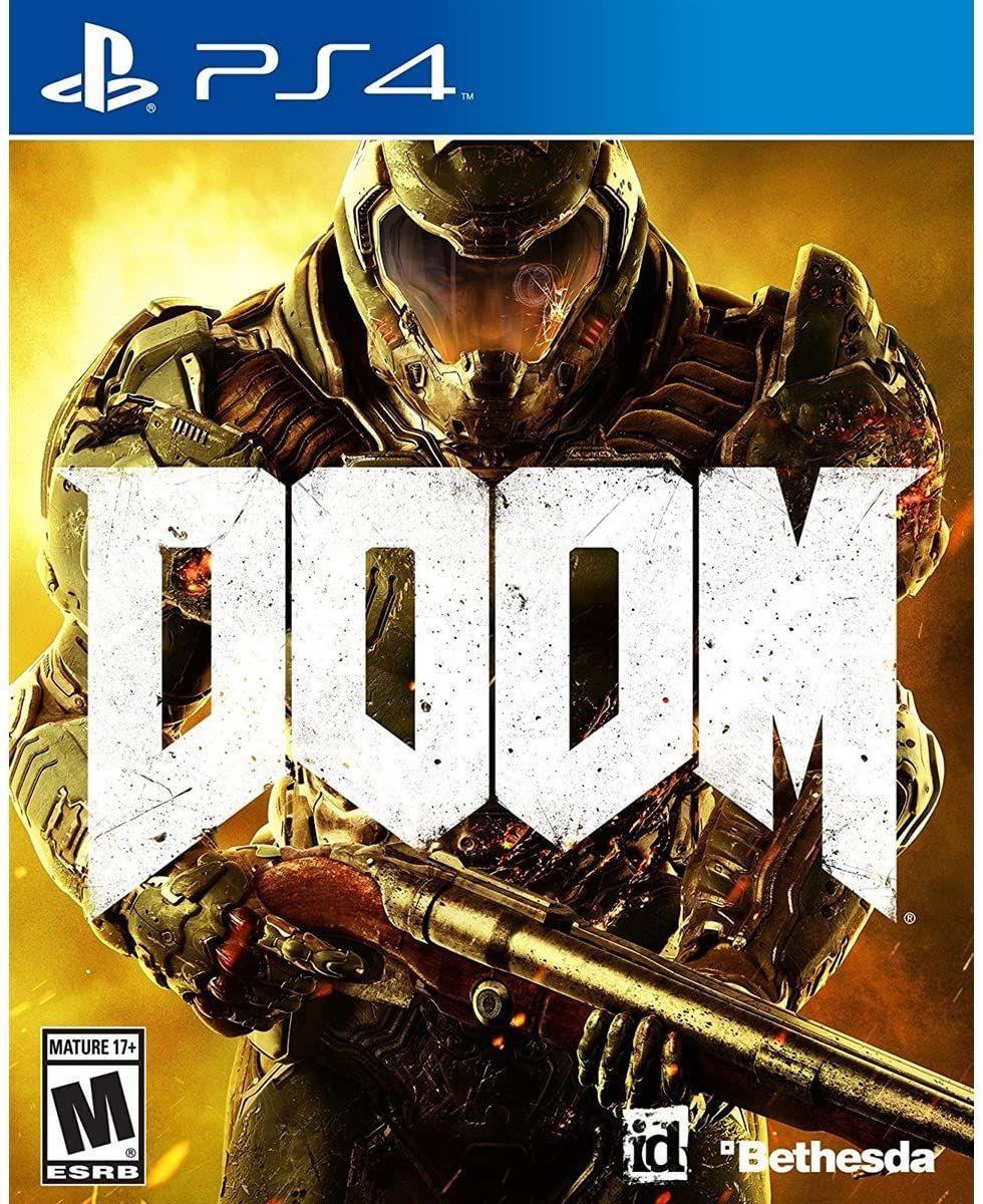 Doom (Playstation 4 PS4)