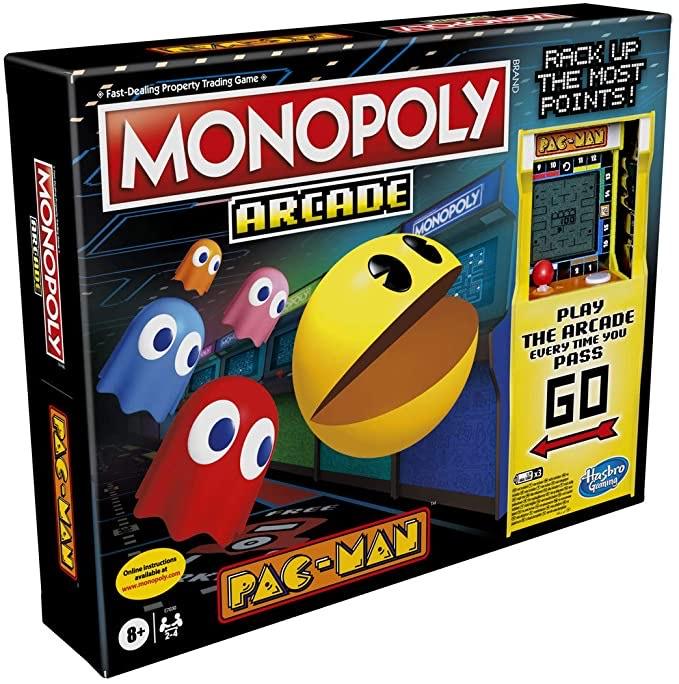 Monopoly Pacman editie