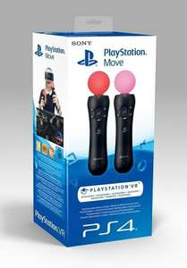 PS Move Twin Pack (PSVR Compatible)