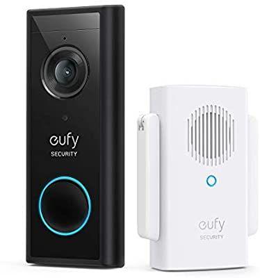 Eufy Security, deurbel, resolutie: 1080p