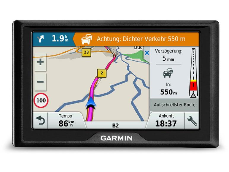 Garmin navigatiesysteem 5; Drive 5 pro €129 lidl