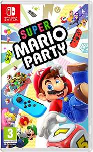 Super Mario Party (Nintendo Switch) £37.29 (€44,87)