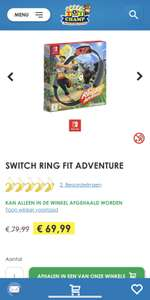 [Winkel] Switch Ring fit adventure