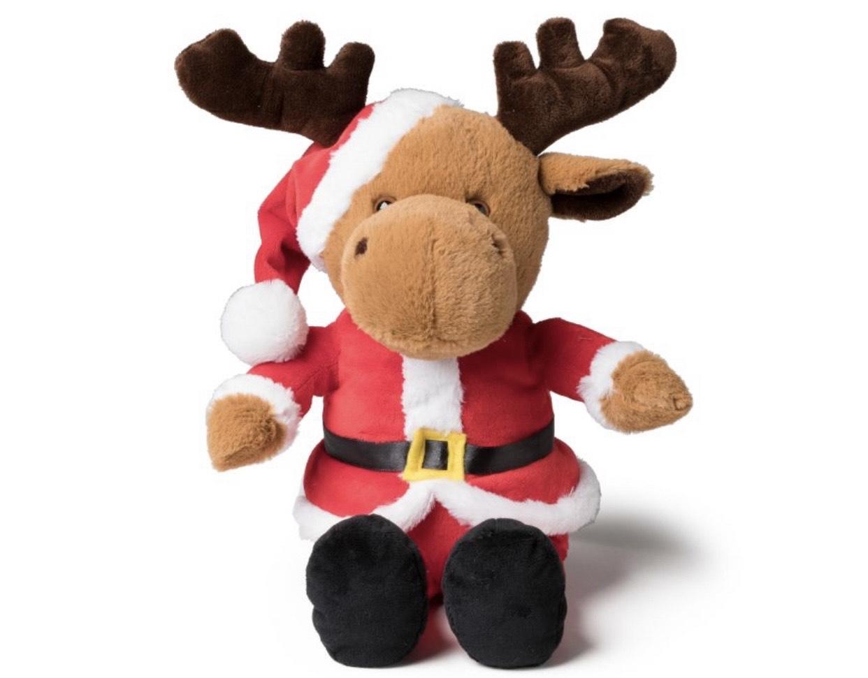 Vlam(ren)dier Kerstknuffel €4,99 @ XENOS