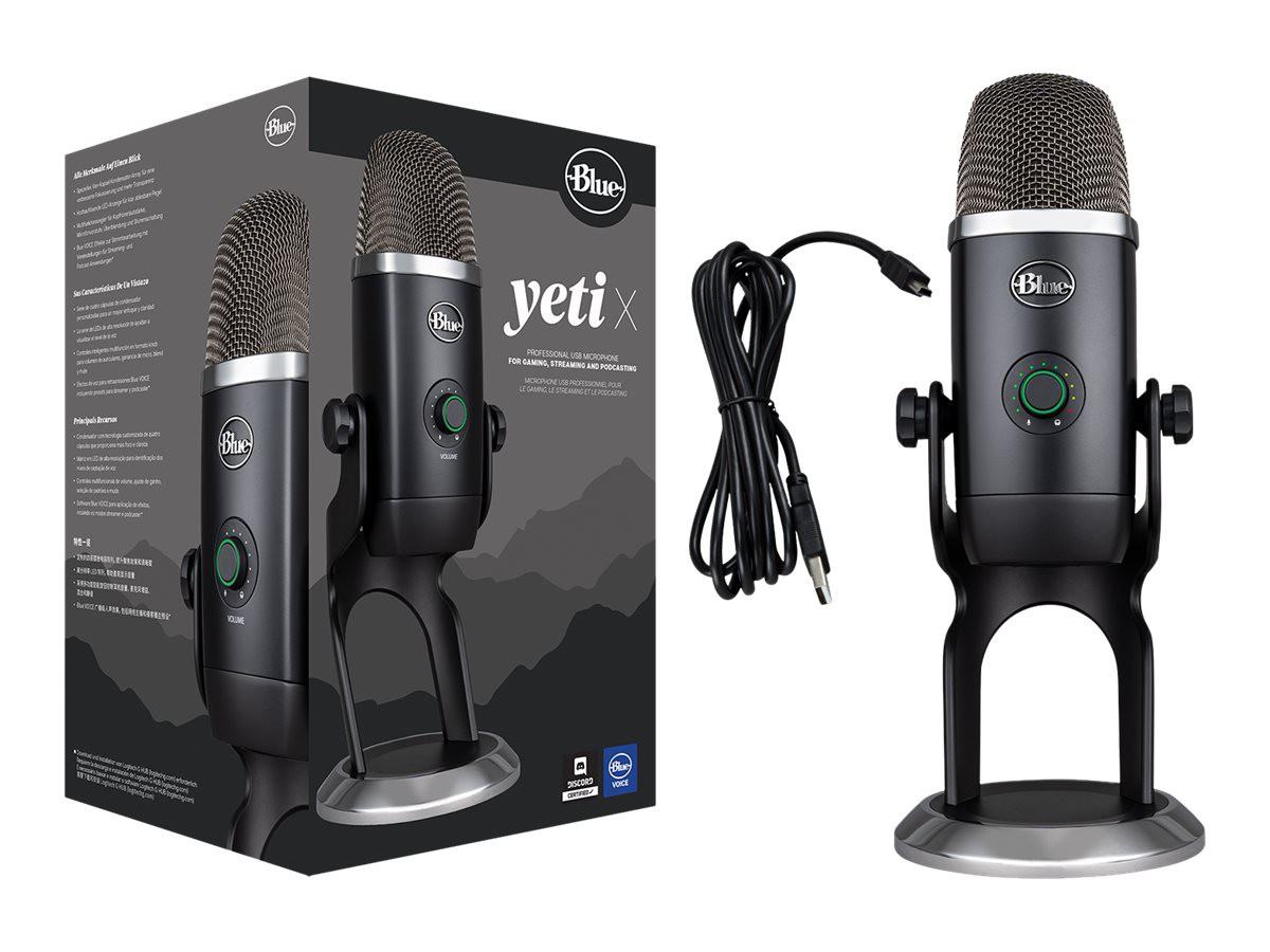 Blue Yeti X Microfoon (Amazon.nl)