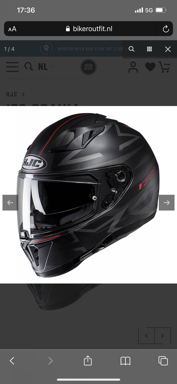 HJC I70 CRAVIA helm
