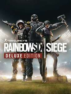 Rainbows six siege deluxe edition PS4 & PS5