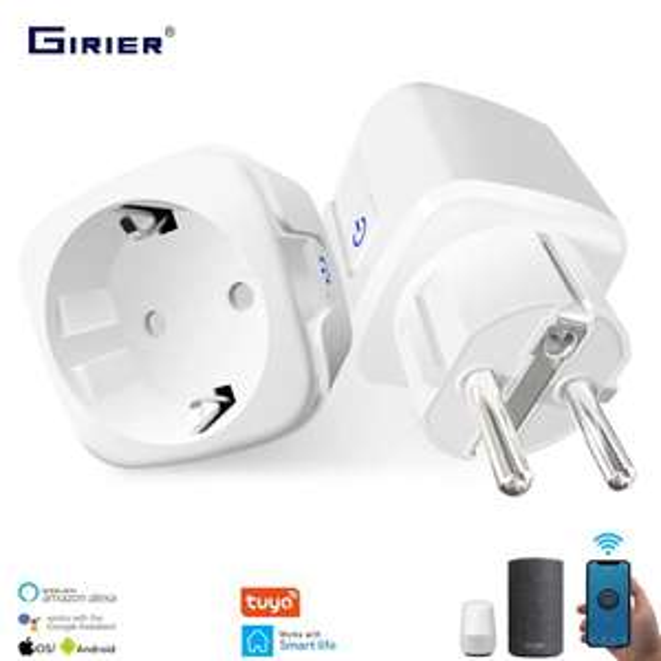 Smart plug girier