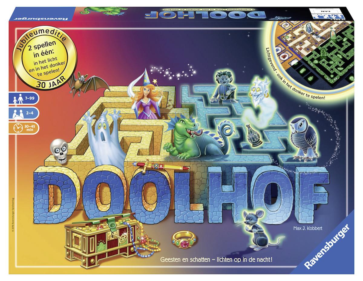 (Prijsfout) Gratis 3x Doolhof Glow in the dark voor 0,-