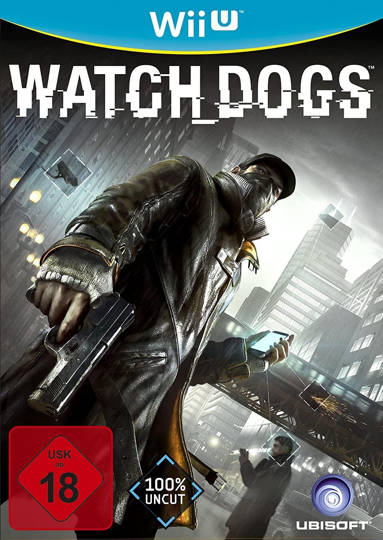 Watch Dogs (Nintendo Wii U)
